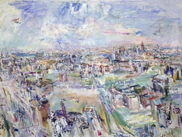 Oskar Kokoschka, Berlin, 13. August 1966, 1966